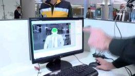 Havalimanı'nda Corona Virüs için termal kameralı önlem