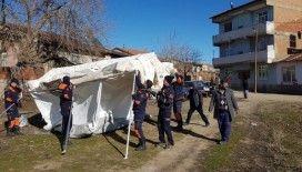 Kastamonu AFAD ve UMKE deprem bölgesinde
