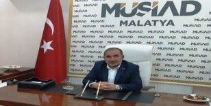 MÜSİAD Başkanı Poyraz'dan deprem açıklaması