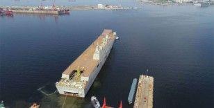 İsrail istihbaratı savaş gemimizi uzaydan görüntüledi!