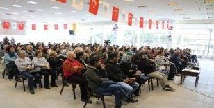 Mersin Büyükşehir Belediyesinin psikoloji seminerleri sürüyor