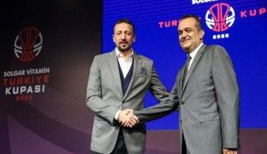 Basketbol Erkekler Türkiye Kupası'nın isim sponsoru belli oldu