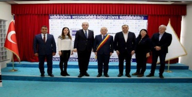 Eskişehir ve Romanya iş fırsatlarını değerlendirdi
