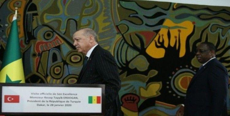 Erdoğan: 'Onun ne Libya'da ne uluslararası camiada resmi hiçbir kimliği ve kişiliği yok'