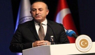 Dışişleri Bakanı Mevlüt Çavuşoğlu'ndan Yunanistan hakkında açıklama