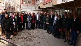 CHP İl Başkanı Erbilgin; 'Birleşerek, bütünleşerek, kucaklaşarak siyaset yapma biçimini ortaya koymak zorundayız'