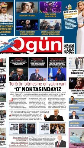 OGÜN Gazetesi Sayı:238