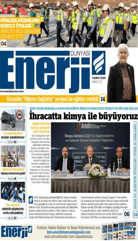 Enerji Dünyası - Şubat 2020