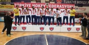 THF Türkiye Süper Lig Kupası Gaziantep Polisgücü'nün