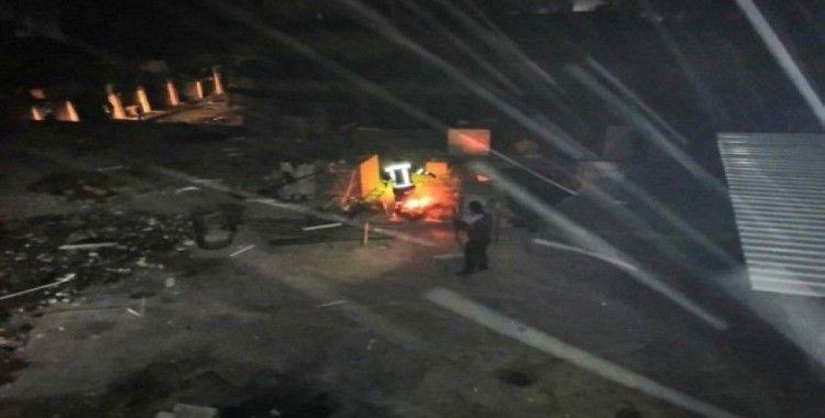 Esad rejiminden El Bab'a hava saldırısı: 6 yaralı