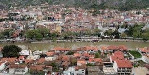 Amasya'da ihracat arttı, ithalat azaldı