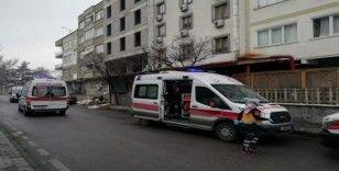 Kayseri'de karbonmonoksit gazından 8 kişi zehirlendi