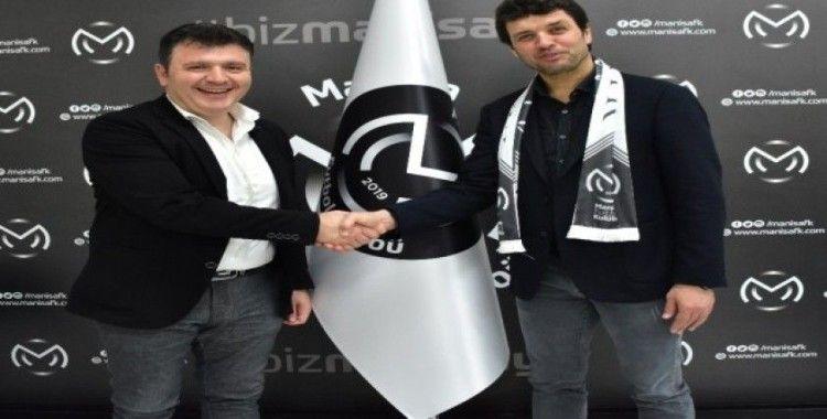 Manisa FK Cihan Arslan'la anlaştı