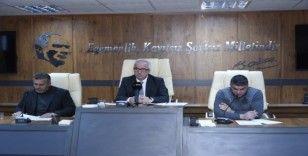 Tekkeköy Belediyesi Şubat Ayı Meclis Toplantısı
