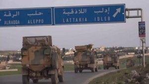 TSK'dan İdlib ve Halep kırsalına takviye
