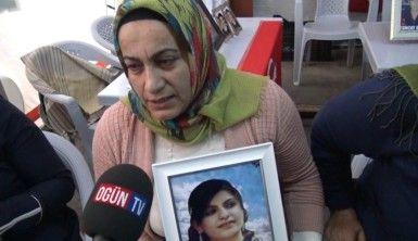 HDP önündeki ailelerin evlat nöbeti 154'üncü gününde