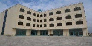 Eyyübiye'de geçici hizmet binası faaliyete girdi