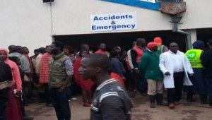 Kenya'da okul çıkışında izdiham 14 ölü