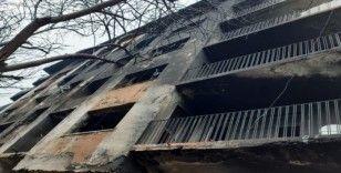 Siirt'te korkutan yangın, dumandan etkilenen 10 kişi hastanelik oldu