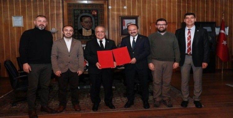 ETÜ ile Atatürk Üniversitesi arasında yeni iş birlikleri