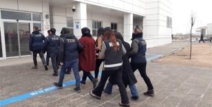 Aksaray'da itirafçı 5 FETÖ/PDY şüphelisi serbest kaldı