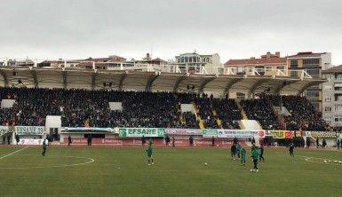 GMG Kırklarelispor - Fenerbahçe maçı için takımlar sahada