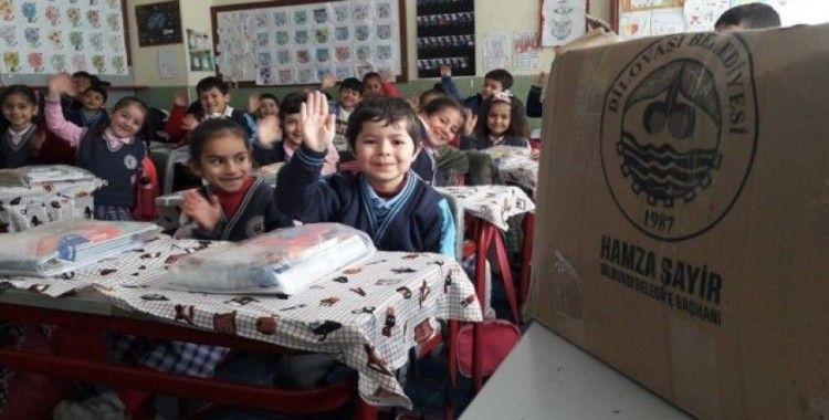 Başkan Şayir, Van'daki öğrencileri sevindirdi