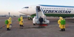 Özbekistan vatandaşlarının tahliyesini tamamladı