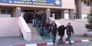 Iğdır'daki uyuşturucu operasyonunda 3 zanlı tutuklandı