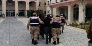 Siirt'te kablo hırsızları yakalandı