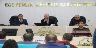 Büyükşehir, misafirperverliğini uluslararası kuruluşlara anlattı