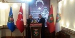 Mehmetçik Vakfı ziyaretlerine devam ediyor