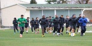 Denizlispor, Konyaspor maçı hazırlıklarını sürdürdü