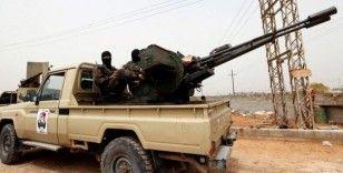 Hafter güçlerinden yerleşim bölgelerine roket saldırısı: 2 ölü, 5 yaralı