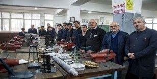 Bafra Mesleki ve Teknik Anadolu Lisesinden istihdam ve ülke ekonomisine katkı