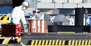 Japonya'da karantina altındaki gemiden kötü haber