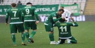 Bursaspor'da gözler Yevhen Seleznov'da