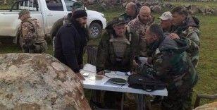 Rus generalin Suriye rejim askerlerini koordine ettiği iddiası