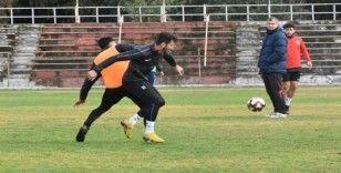Aliağaspor FK, Yunus Emre deplasmanına hazırlanıyor