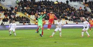 Süper Lig: Yeni Malatyaspor: 0 - MKE Ankaragücü: 1 (Maç sonucu)