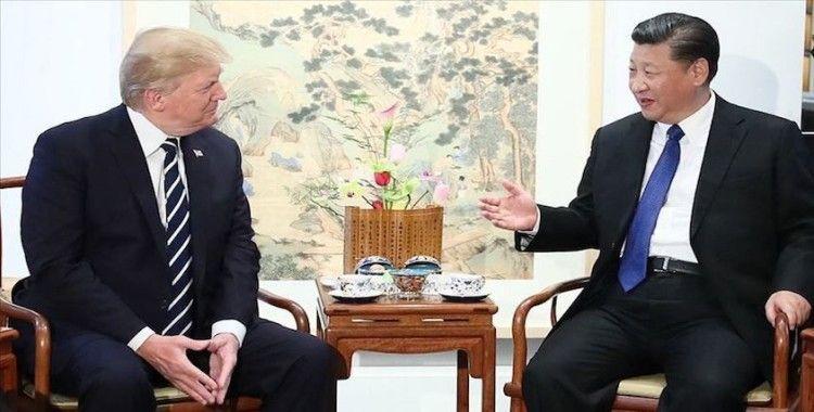 Şi Trump ile koronavirüs salgını ve ticaret anlaşmasını görüştü