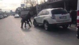 İstanbul'da nefes kesen hırsızlık operasyonu polis kamerasında