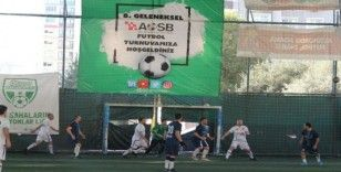 AOSB 8. Futbol Turnuvası başladı