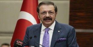 TOBB Başkanı Hisarcıklıoğlu: '2021'den itibaren, gümrük vergilerinde bir miktar artış olacak'
