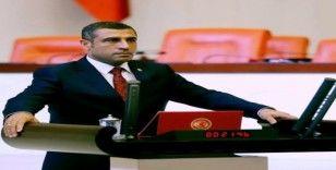 Milletvekili Taşdoğan'dan 'Gazi'lik unvanı mesajı