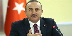 Dışişleri Bakanı Çavuşoğlu: Rusya'dan yarın gelecek bir heyetle İdlib'deki durum görüşülecek