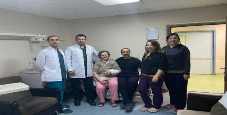 Bu ameliyat Bilecik'te ilk kez yapıldı