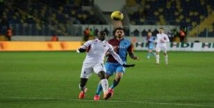 Süper Lig: Gençlerbirliği: 0 - Trabzonspor: 2 (Maç sonucu)