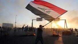 Irak'ın Kut kentinde Sadr'a meydan okuyan protestoculardan 'Grev' ilanı