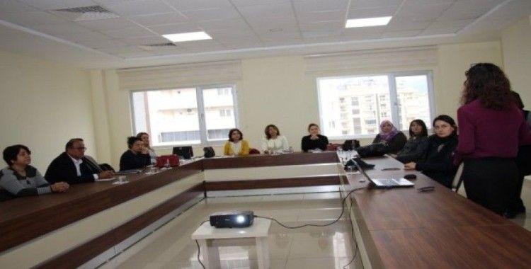 Aydın'da Acil Obstetrik Bakım Programı toplantısı yapıldı